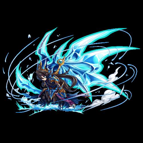 氷翼騎神セイリオス