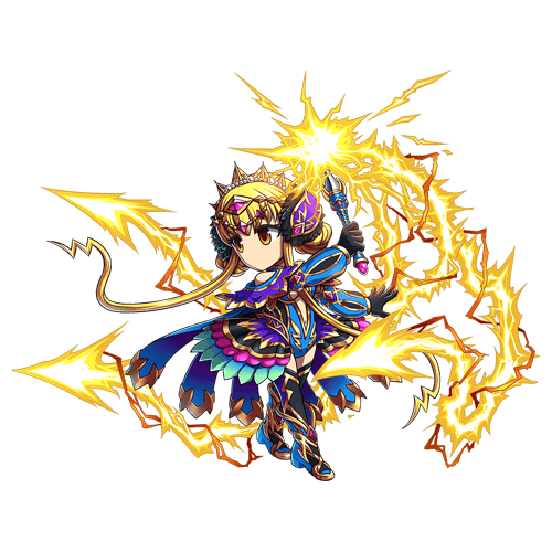 雷鞭神オルナ