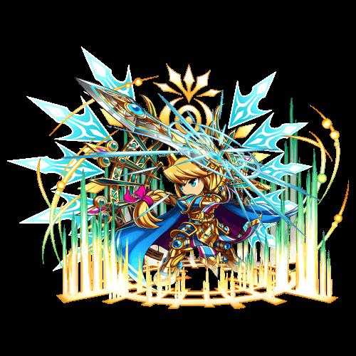 天光の剣聖神アトロ