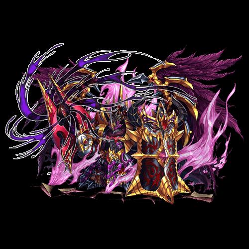 黒闇の真騎神マグルス
