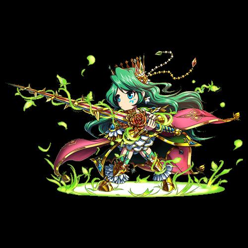 神奉姫ロゼッタ