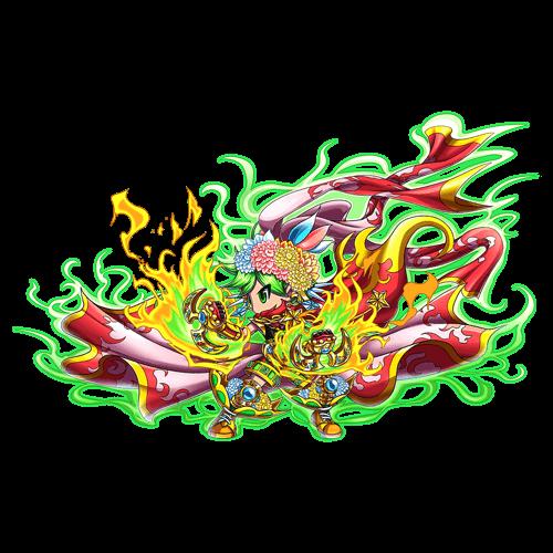 拳聖姫神ネミア