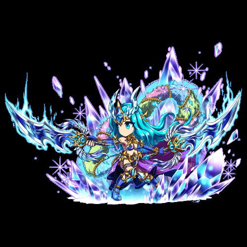 氷晶の哀女神エリザ