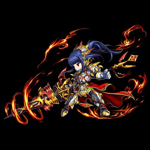 槍騎炎神クレア