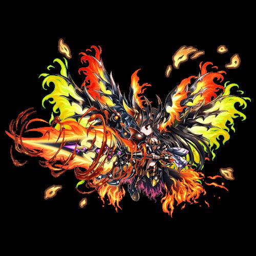 煌翼の煉覇神ラヴァ
