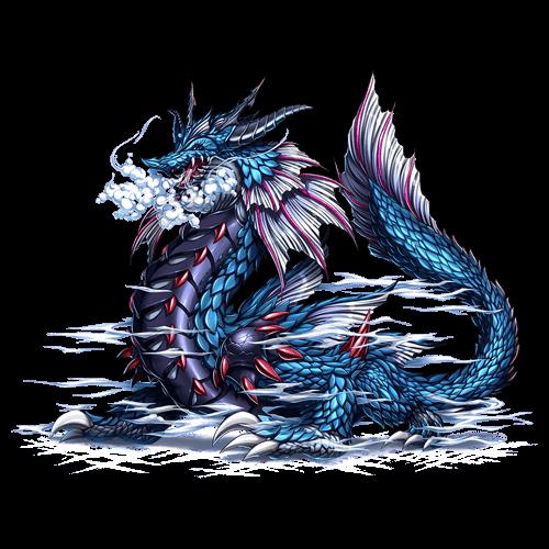 氷層龍神ルベオス