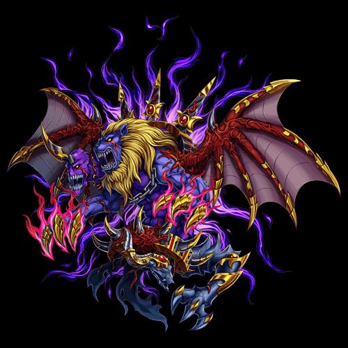 造魔獣バルデューラ