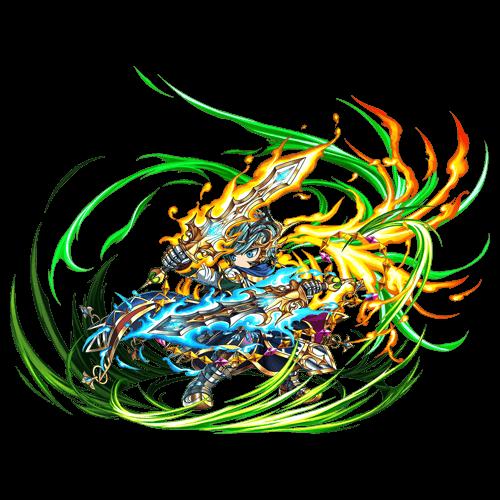 嵐薙の双颯神ディオン