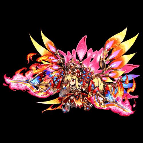 焔蓮の燼斧神ミセル