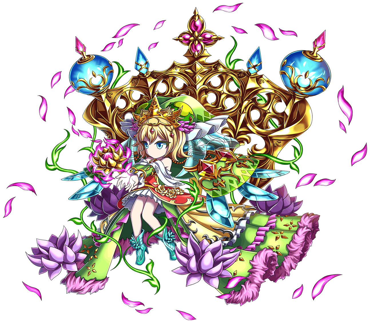 錬壊の翠法司ルーリー