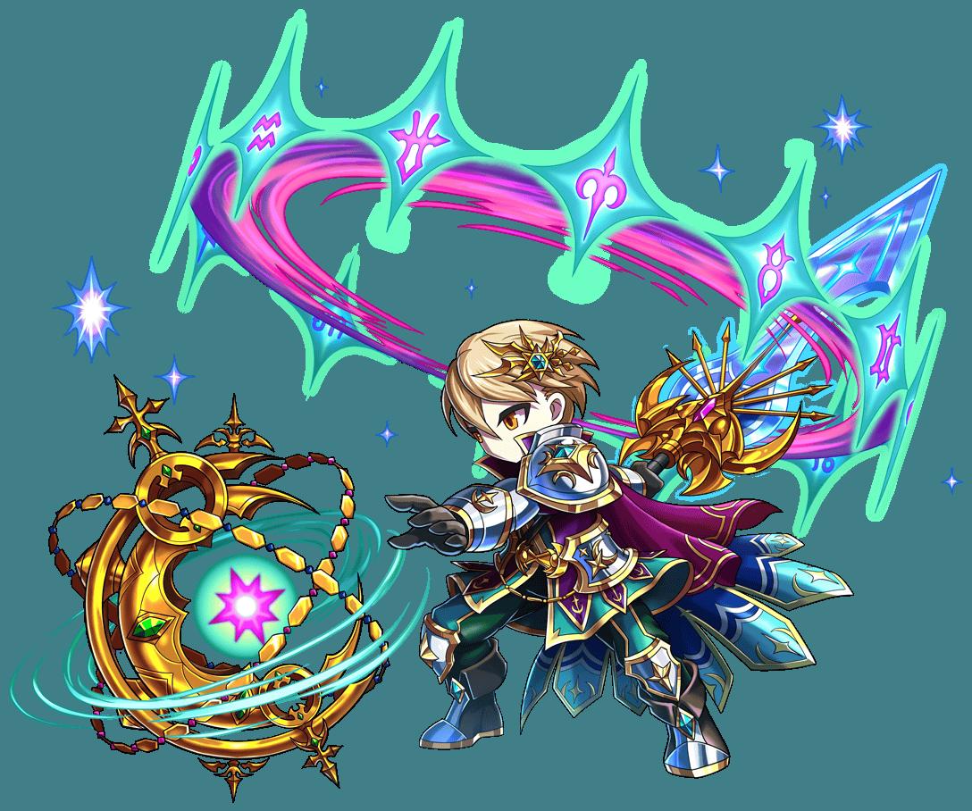 神蒼の月剣騎ルーシェ