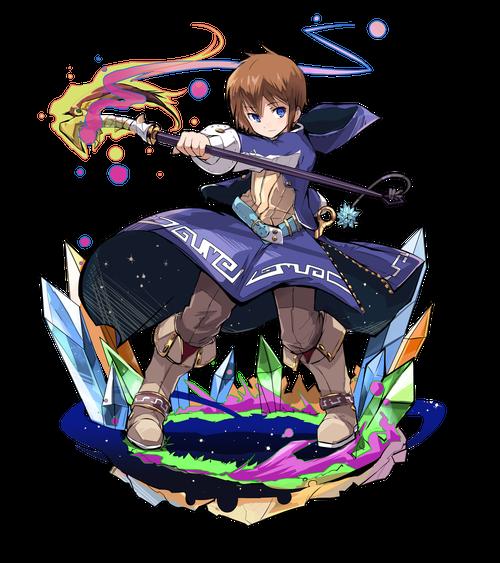 星見の魔術師ノルン
