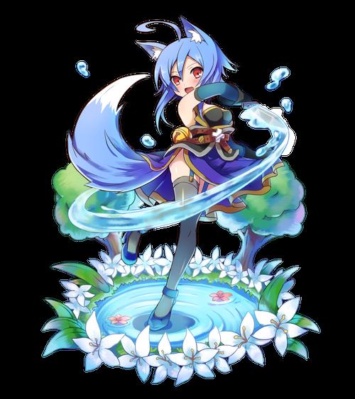 青碧の旅狐コン