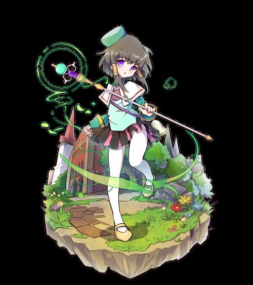 翠緑の薬師フィーリア