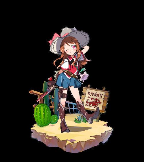 百合の女銃士リリー