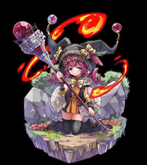 炎珠の呪術師エヴァン
