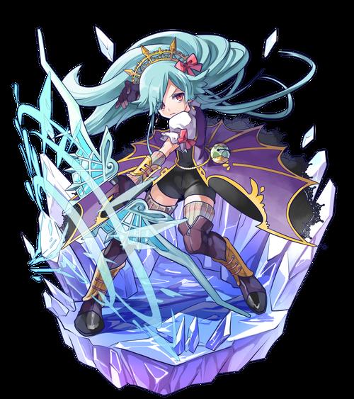 氷肌の射手リレア