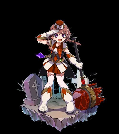 達弁の重戦士フレイア