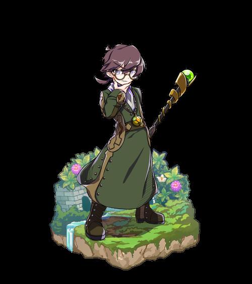 深緑の医者ノーマン