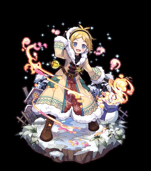 淡雪の毒舌家シュネ