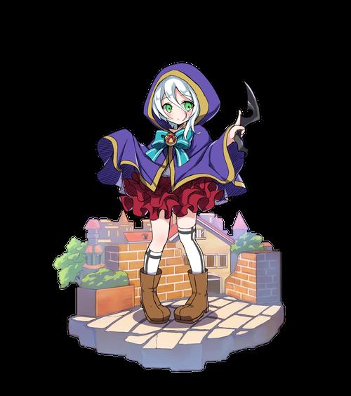 紫衣の暗殺者メリル