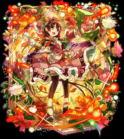 聖誕の煌晄ローザ