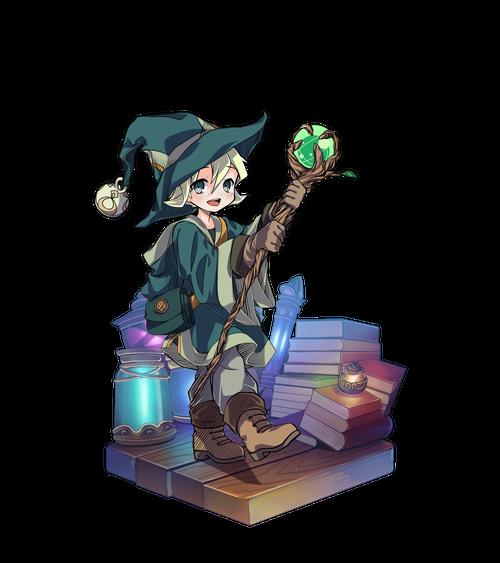 放浪の魔術師メーア