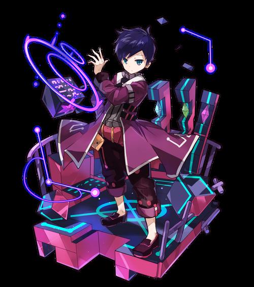 星晶の操者ゼハネル