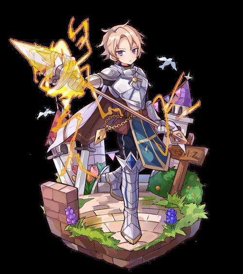 義光の騎士シエース