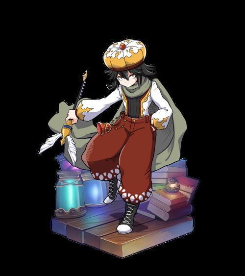 寂然の僧侶セッカ