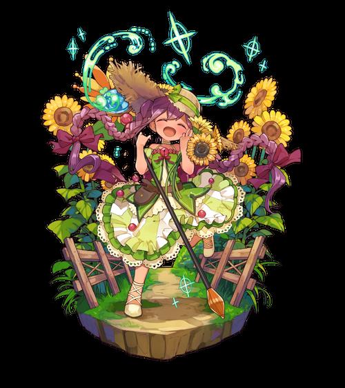 向日葵の夏嬢ターニャ