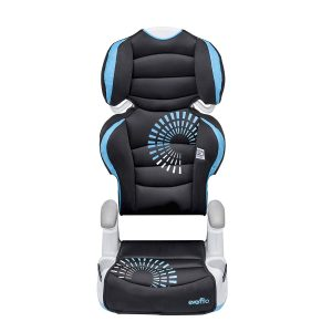 Evenflo Big Kid Amp Booster Car Seat Review