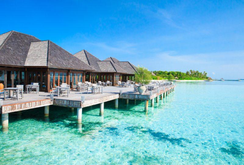 タヒチ 新婚旅行 ボラボラ島