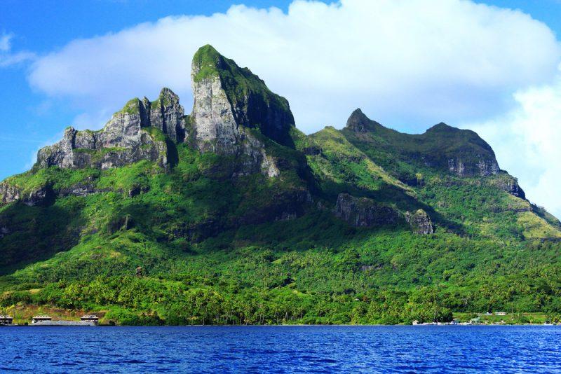タヒチ 新婚旅行 タヒチ島