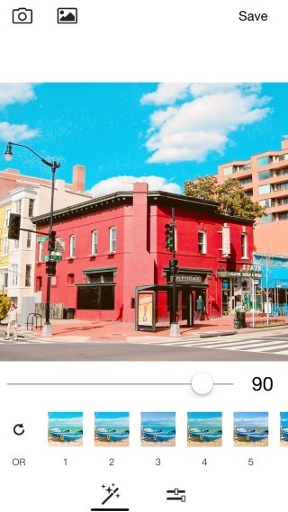 Groovy Camera App Brings Real-Time Filters and Effects to iPhone Photos Image