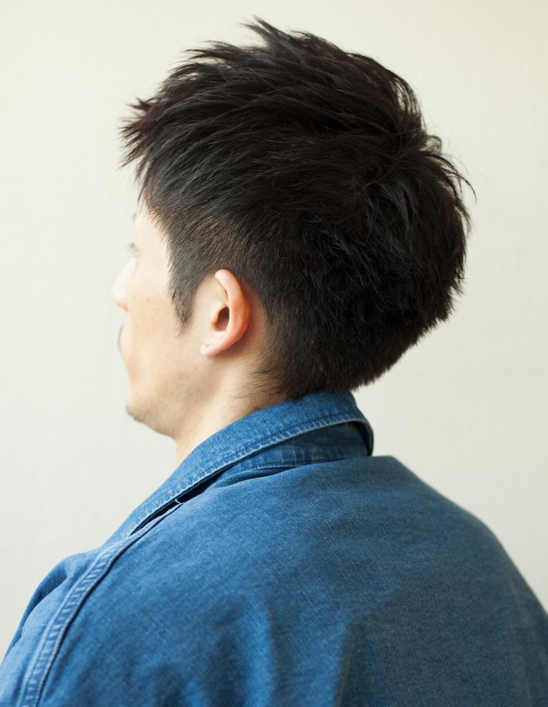 メンズ 髪型 ビジネス 40 代 ショート