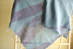 LinenWool Indigo + Cochineal