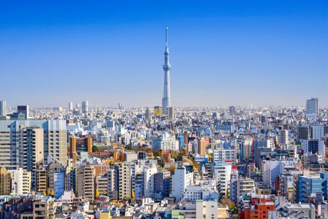 東京の東側も良いものですよ