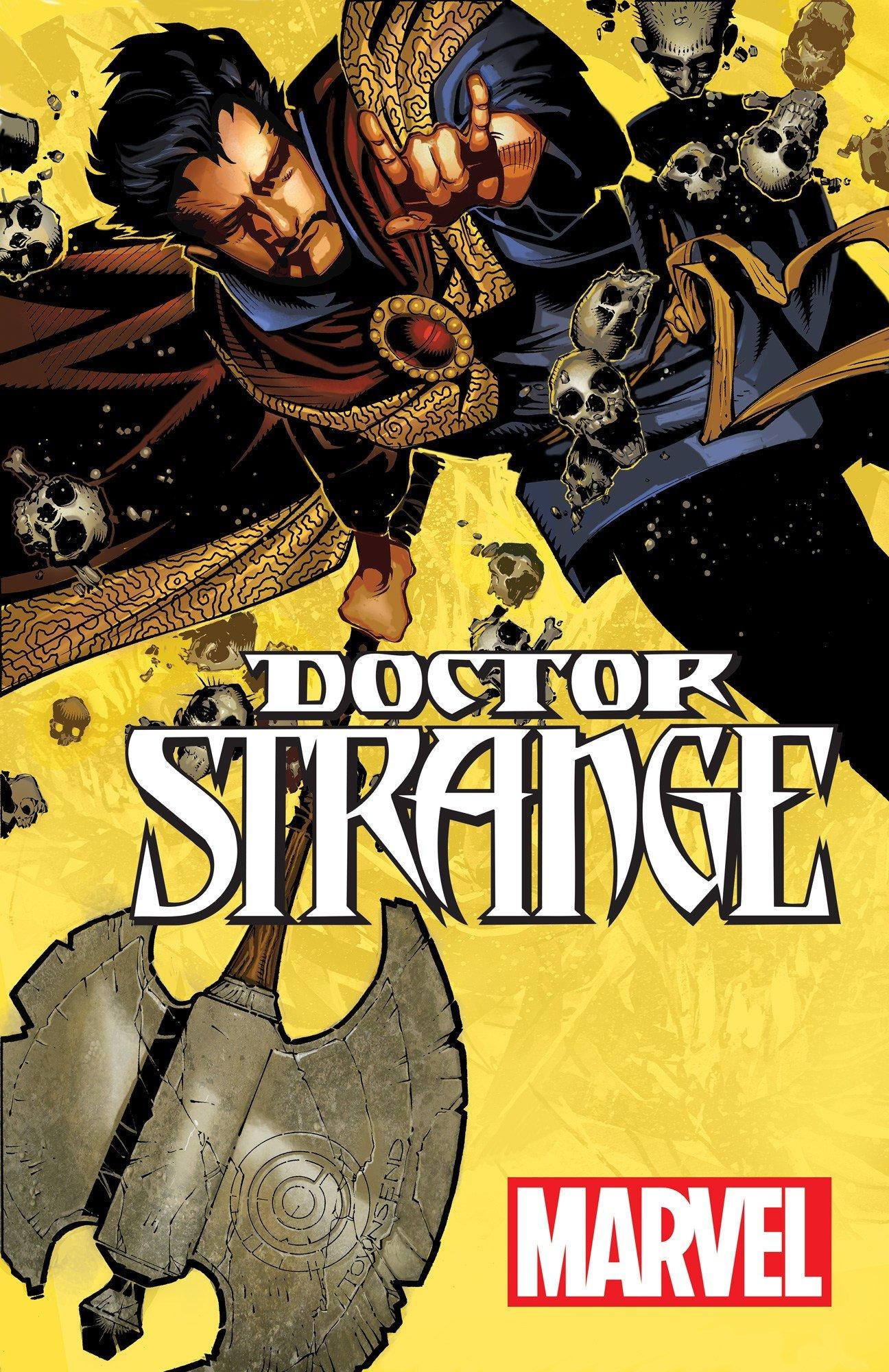 奇妙で華麗なるドクター・ストレンジを知る4冊。アイアンマン+オカルト?