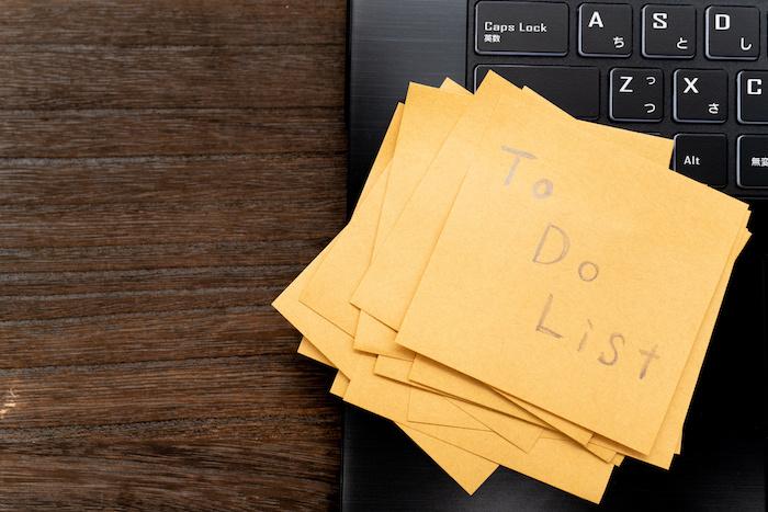 ビジネス用語のタスクとは?タスク管理のメリットや導入のポイントを解説