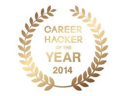 CAREER HACKER OF THE YEAR 2014 発表!(※イベントも開催します!)