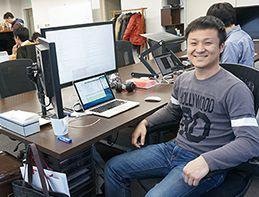 世界1000万DL突破!『BrainWars』を開発しているトランスリミットのオフィスに突撃!