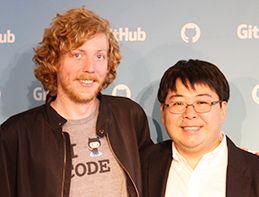 GitHubがやってきたヤァ!ヤァ!ヤァ!