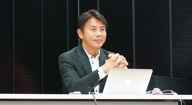 元アップル日本法人社長 前刀禎明「年俸6000万円より、心が燃える仕事を」@metaps