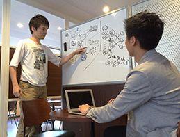 学生のための新オフィス!?Rettyが考える、企業とインターンの「エコシステム」とは