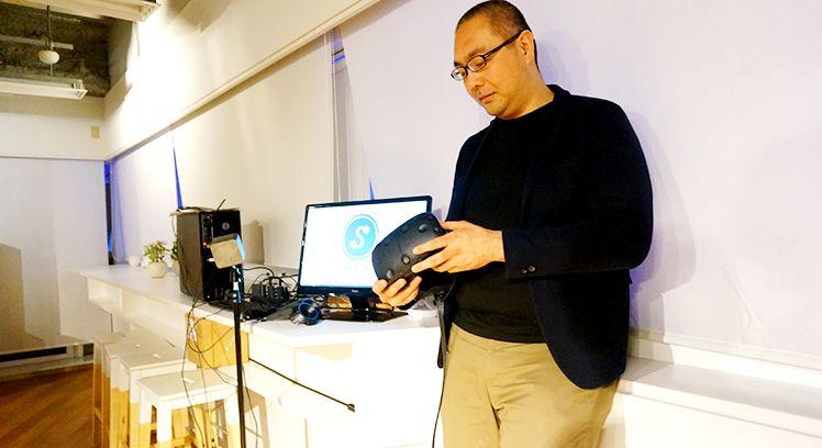 バイトから上場企業社長、MITでの貧乏生活を経て。Psychic VR Lab 山口征浩の破天荒人生