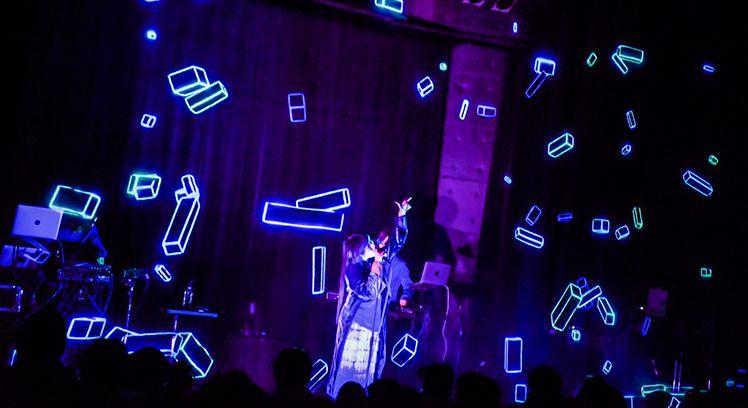 楽曲世界を具現化! 視覚も刺激するライブ『SOUND&VISION』体験レポート #TMO2017