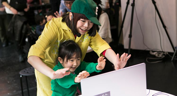 子どもたちの笑顔にあふれた未来の演奏会! DJみそしるとMCごはん × KAGURA