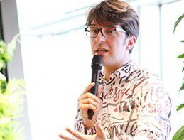 なぜ日本人は仕事を楽しまない? ブラジル人デザイナーが抱いた疑問、HRtechで起業したワケ。