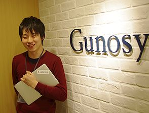 """""""数字は神より正しい""""《Gunosy》が掲げる、フェアでクールな指針。"""